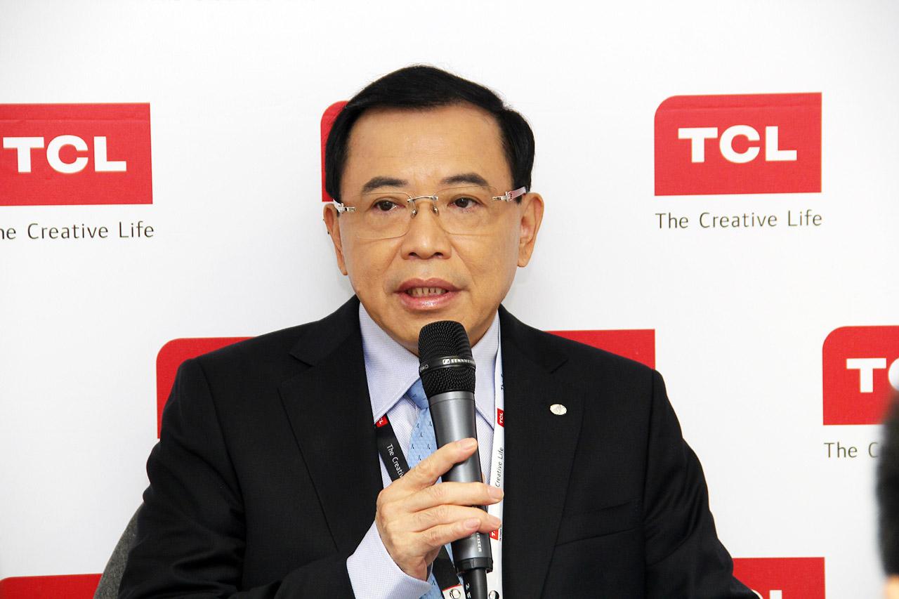 TCL集团董事长、CEO李东生表示,今年是TCL第七次参加IFA展,TCL IFA展台面积从2011年的700多平方米,扩大到了今年的1800平方米。作为一家国际化企业,目前TCL产品销售收入将近50%来自国际市场,TCL将更积极地拓展国际业务,希望能与更多的合作伙伴建立起互利双赢的合作。特别希望在欧洲及俄罗斯、中东和非洲地区加强TCL的业务。