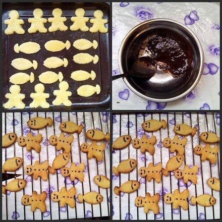 小人饼干制作方法第4步-万维家电网