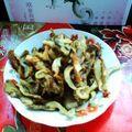 【家常菜】软炸鲜蘑