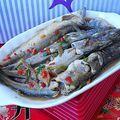 【家常菜】剁椒系列---剁椒炖海皇鱼