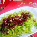 【家常菜】剁椒系列---红辣椒黄花菜