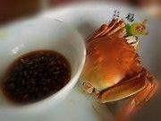 [家常菜]姜醋蒸蟹