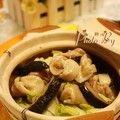 白菜香菇焖鱼鳔