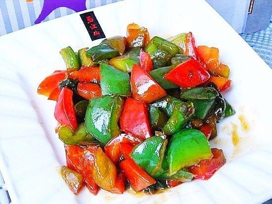 万维菜谱大全 蚝油青红椒  上一张下一张 加入精选收藏7人浏览 标签