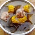 玉米海带大骨汤