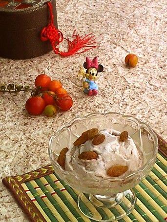 红豆沙冰激凌