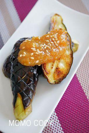 日式农家甜酱茄子