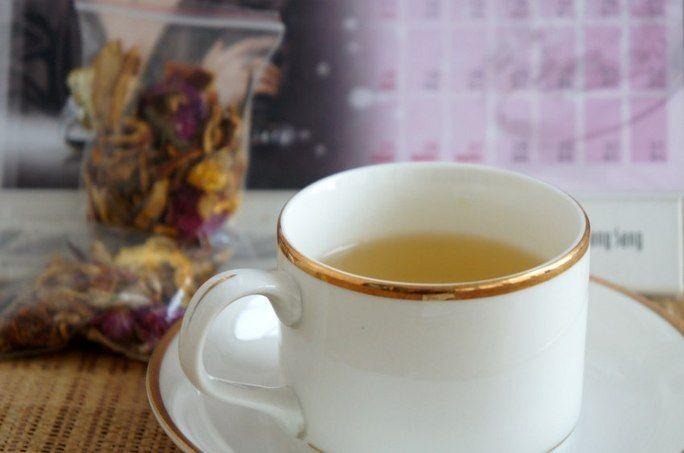 清热下火茶