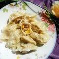 鲜肉玉米水饺