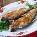 烧烤味白条鱼