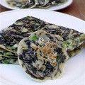 虾米紫菜饼