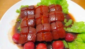 樱桃肉制作第0步