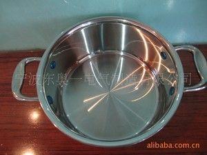索亿三层不锈钢汤锅 口径:20COM