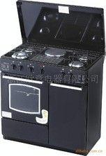 供应家用燃气烤箱灶(连体烤箱灶)
