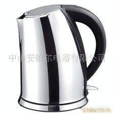 安博尔电水壶 电热水壶 不锈钢1.7L欧式厂家直销