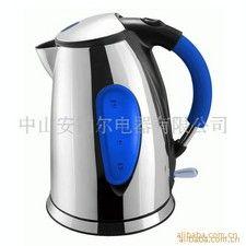安博尔电水壶 电热水壶 不锈钢水窗1.7