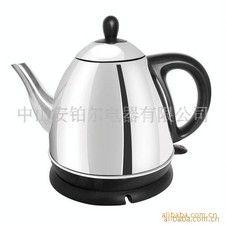 安博尔电水壶 电热水壶 不锈钢1L保温礼品厂家直销