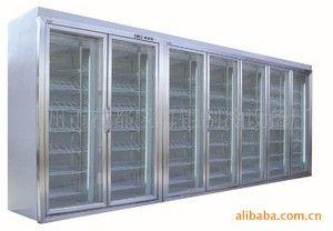 供应便利店分体连接式冷藏柜