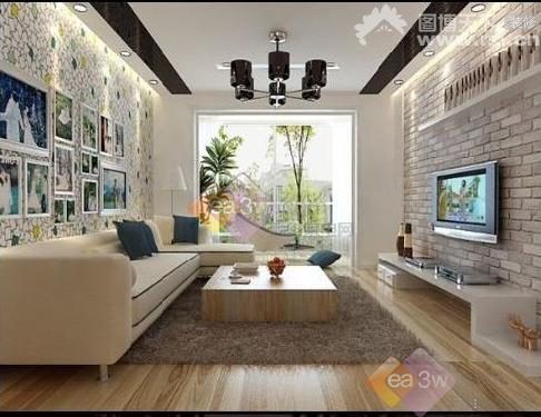 90平米样板房家居装饰图片
