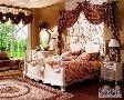 美加华庭美式整体卧室