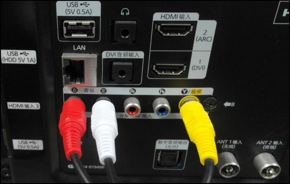 当电视机连接机顶盒使用过程中