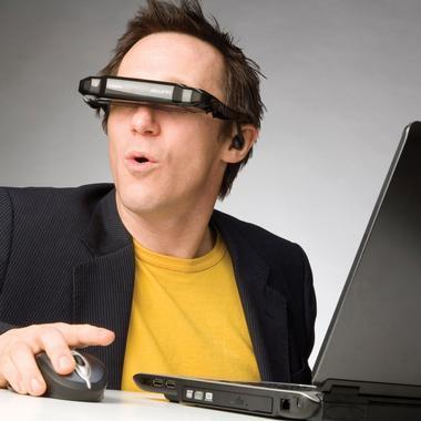 视频眼镜是什么