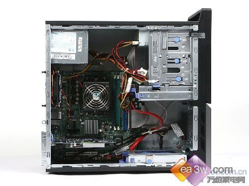 台式联想电脑主机箱接线图