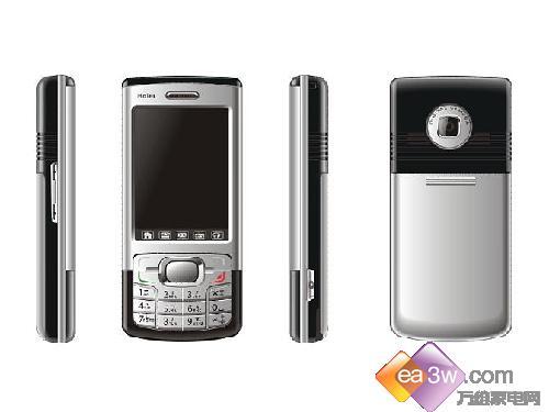 海尔e77手机图片