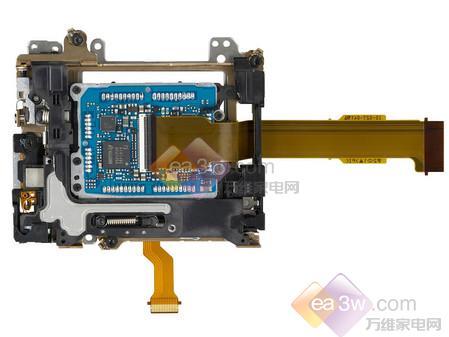 索尼hxr-nx5c电路板
