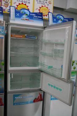 松下nr-c25vg1-s冰箱图片