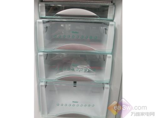 海尔bcd-215ks冰箱图片