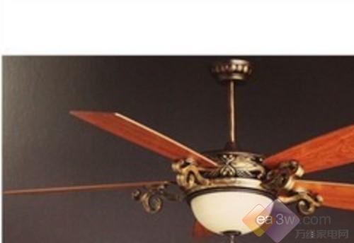 欧普照明欧式扇形吊灯图片第1页-万维家电网
