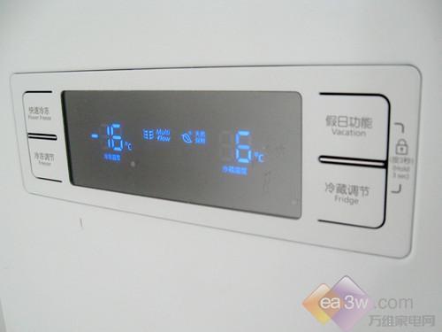 三星rsa3scsw冰箱图片