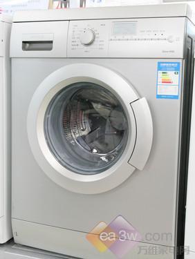 西门子 silver6125洗衣机图片