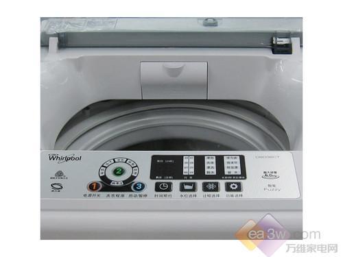 双重泡沫净 惠而浦波轮洗衣机开年钜惠