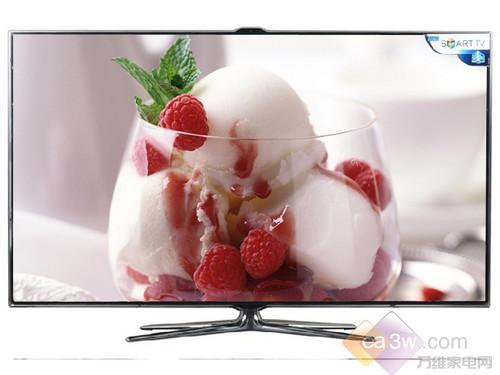 手势巅峰之作 三星UA46ES7000电视热销