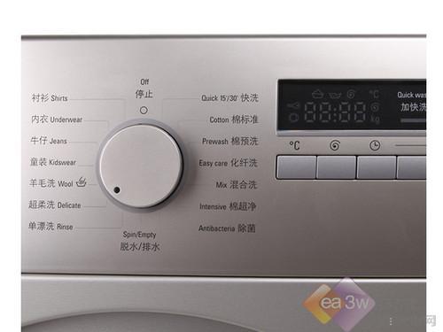 超薄机身高温洗涤 西门子热销洗衣机推荐