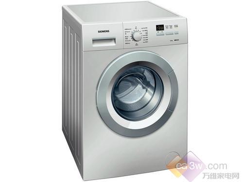 四大智能自检系统 西门子洗衣机推荐