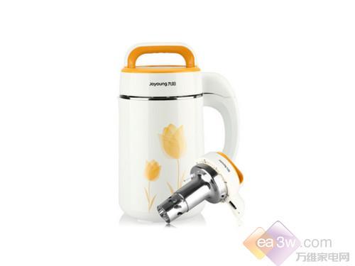 营养早餐带回家 九阳豆浆机促销价289元
