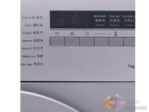 专业呵护 西门子智能经典系列洗衣机推荐