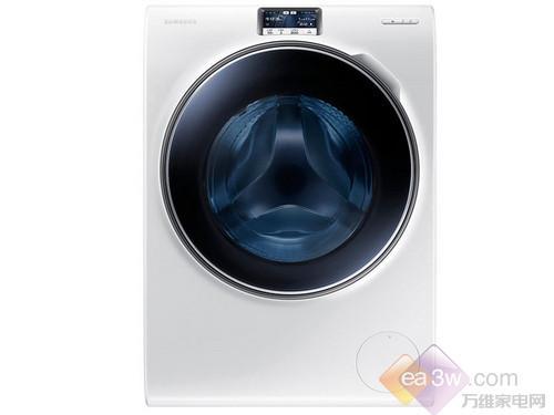 极简设计远程操控 三星高端洗衣机推荐