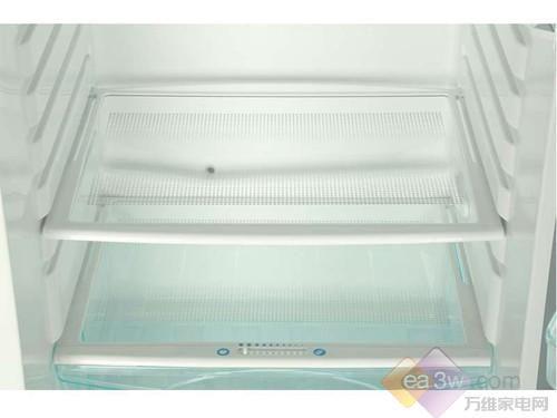 海尔bcd-216sdn冰箱图片