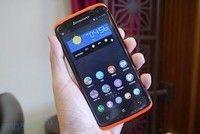 联想S820手机真机实拍图集
