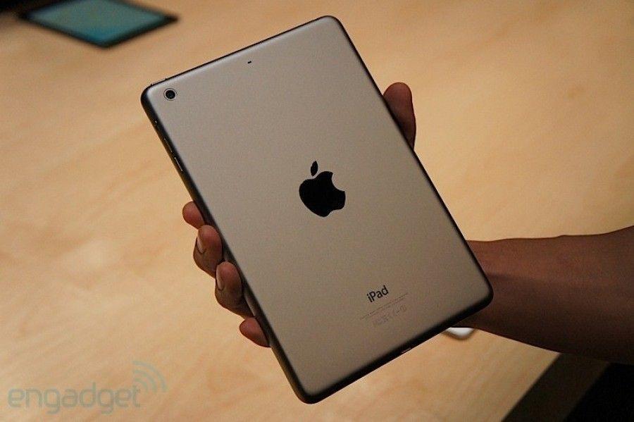 苹果iPad mini 2真机实拍图集
