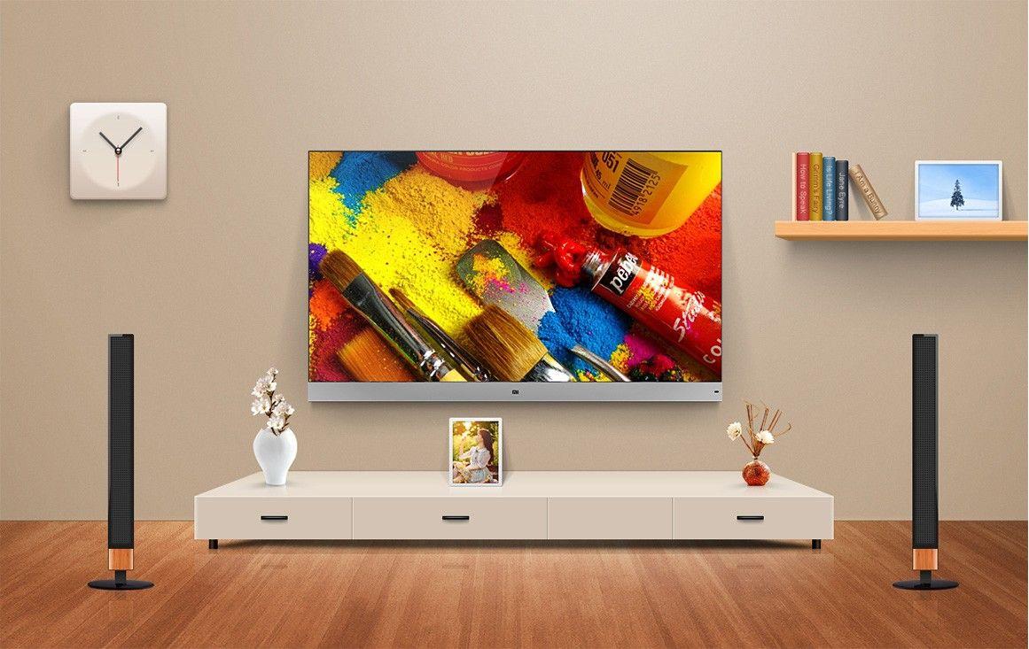 小米电视的梦幻客厅美图