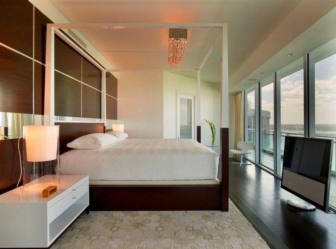 致简风格现代卧室家装设计美图