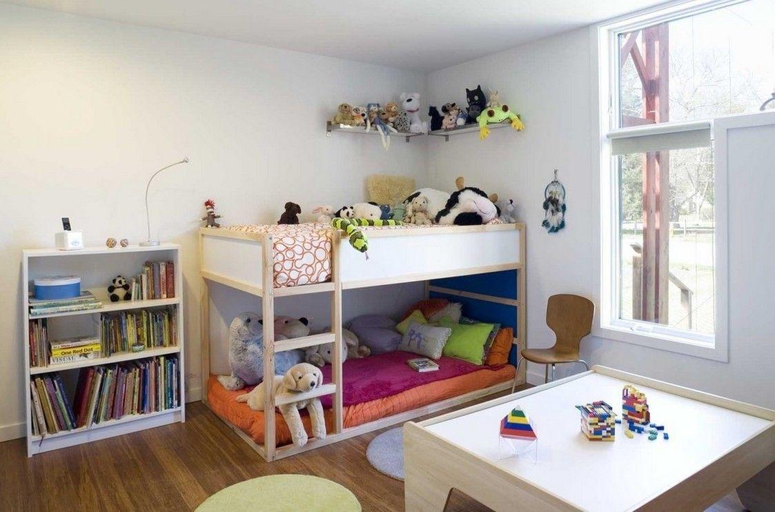童趣十足的儿童房装修设计美图