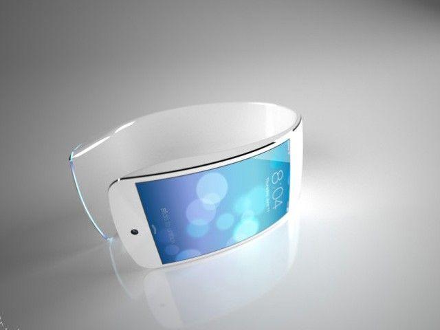 苹果智能手表iwatch概念图组图