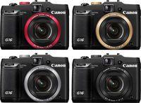 佳能推G16/S120数码相机限量套装