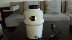 厨房神器登尚S390A垃圾处理器